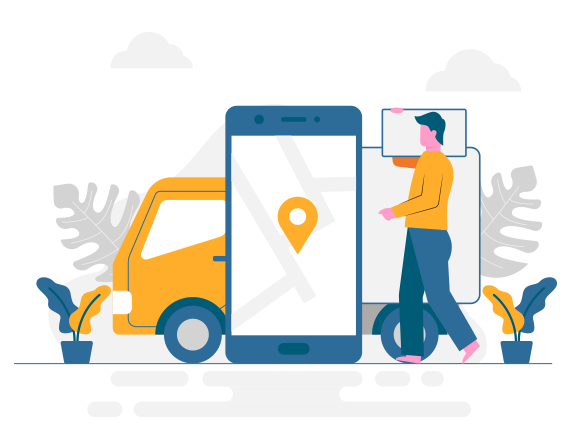 OneTraker Delivery Solution